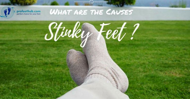 Do you know What are the Causes Stinky of your Feet?