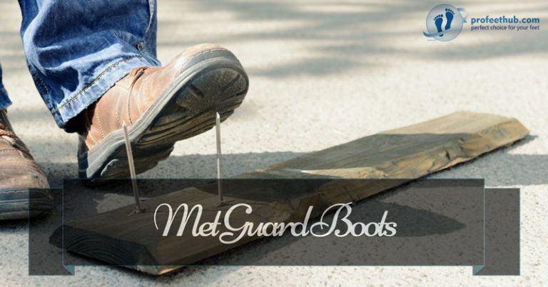 Top Met Guard Boots That Prevent Horrific Foot Injuries
