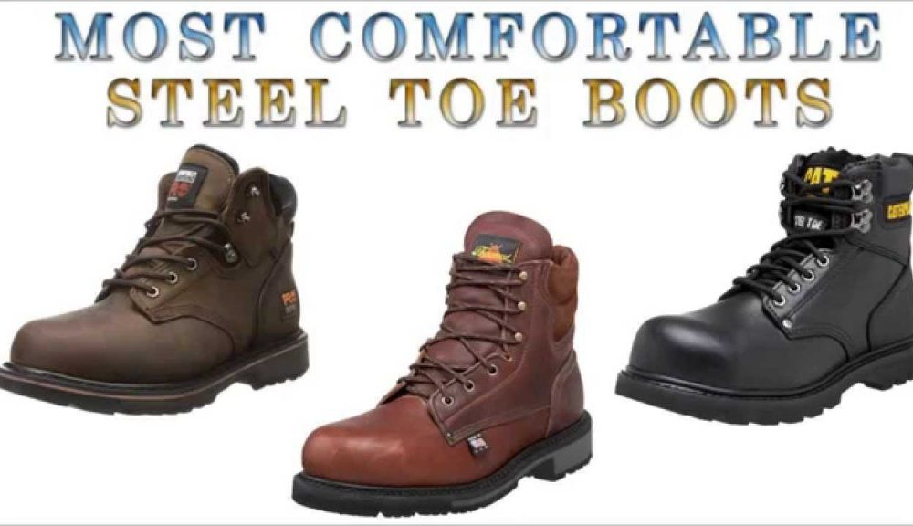 What are the Most Comfortable Work Boots?