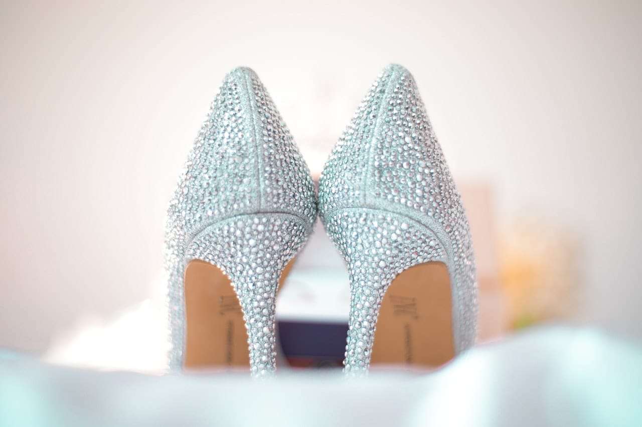 glittering-shoes
